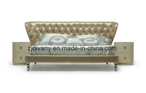 Home Furniture Bedroom Queen Bed Furniture (LS-417) pictures & photos