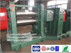 Rubber Calender Mill for Rubber Sheet Roll Making (XY-21-630) pictures & photos