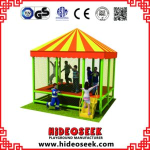 Outdoor and Indoor Trampoline for Children pictures & photos