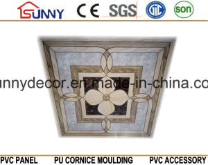 Newly Designed 595 600 603 PVC Ceiling Panels / Ceiling Tiles Price Goods pictures & photos