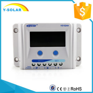 Epever 10A/20A/30A 12V/24V LCD Solar Controller/ Regulator with Ce/Rhos Vs1024A pictures & photos