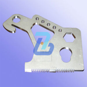 Precision CNC Carbon Steel Laser Cutting Parts pictures & photos