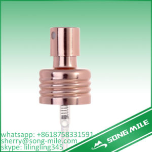 24/410 Perfume Mist Sprayer with Aluminum Overcap pictures & photos