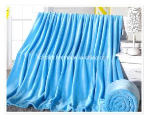 China Supplier Wholesale Super Soft Flannel Fleece Blanket pictures & photos