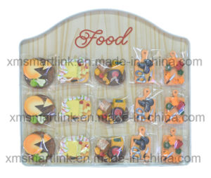 Resin Food Fignrine Magnet pictures & photos