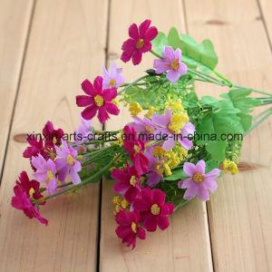 Cheap Artificial Daisy Flower Bouquet Decorative Flower Wholesale