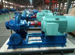 HS (V) Series New Generation Horizontal Cetrifugal Split Casing Pump (HS400-350-520) pictures & photos