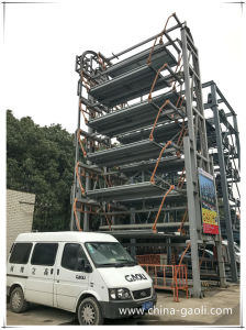 Gaoli Auto Parking System Mechanical Car Parking Equipment pictures & photos