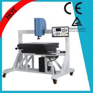 Made in China Optical Measuring Machine with Japan Coomusk Servo Control Motor pictures & photos