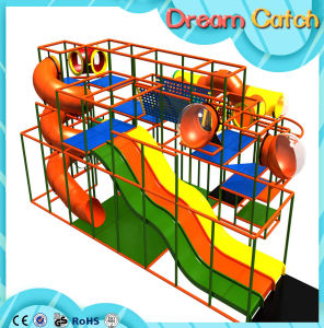 2017 Popular Kids Plastic Playground Indoor Playground pictures & photos