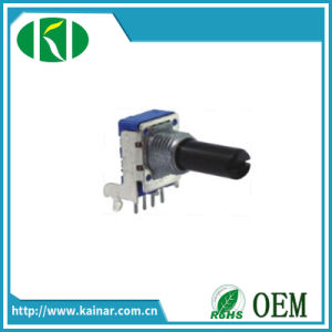11mm 4pins Horizontal Type Rotary Potentiometer with Plastic Shaft Wh111A-2 pictures & photos