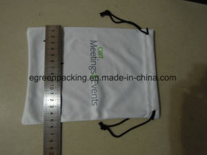 Big Microfiber Pouch Custom Size/ Design pictures & photos