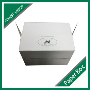 Paper Corrugated Pork Packing Box in China pictures & photos
