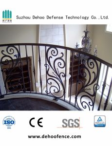 Security Steel Fence for Balcony with High Quality pictures & photos