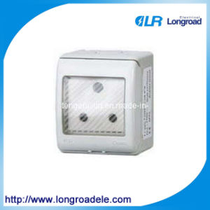 IP55 Wall Waterproof Socket (TGW-SR) pictures & photos