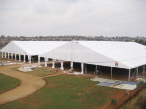 2sets 40m Large Span Marquee for Big Outdoor Event and Exhibition