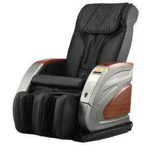 Body Care Airport Paper Money Operated Vending Massage Chair pictures & photos
