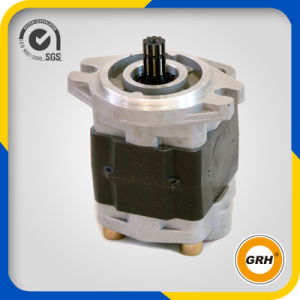 OEM Rotary Hydraulic Gear Oil Pump for Excavator, Forklift, Truck pictures & photos