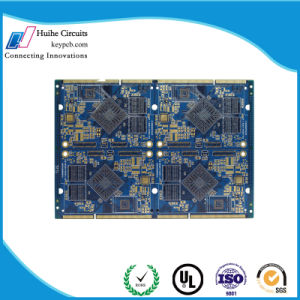 8 Layer High Density Printed Circuit Board PCB Board for Consumer Electronics
