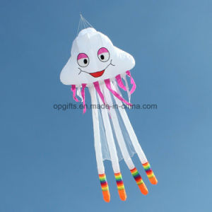 Outdoor Children′s Cartoon Jellyfish Software Kite pictures & photos