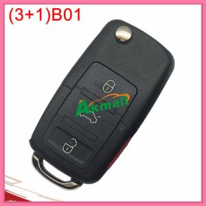 Kd Remote Key of B01- (3+1) for Kd900 Urg200 Kd900+ pictures & photos