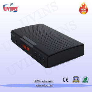 Digital TV Satellite Receiver DVB-S2 Set Top Box pictures & photos