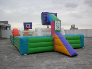 Inflatable Basketball Sports Field (B6035) pictures & photos
