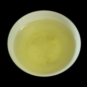 Organic China Green Tea Leaf with EU and Nop Standards pictures & photos