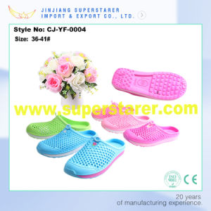 Hot Sale Good Quality Women Casual EVA Sandals Clogs pictures & photos