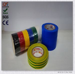 Excellent Grade Fire Retardant Electrical Vinyl Tape pictures & photos