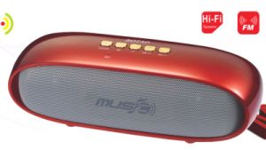 Newest Portable Wireless Bluetooth Speaker with FM Radio USB/TF Card Port pictures & photos