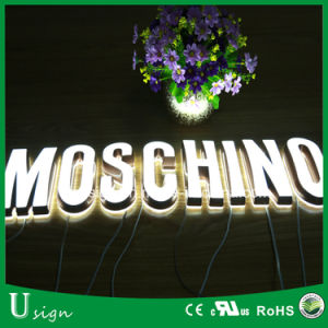 2017 Mini Outdoor Acrylic LED Sign Letter pictures & photos