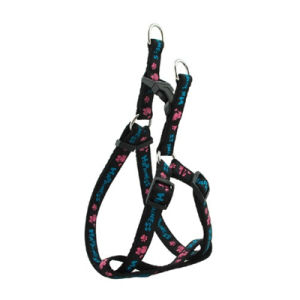Pet Dog Pattern PP Traction Rope + Harness pictures & photos