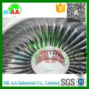 5-Axis Simultaneous Motion CNC Precision Machined Titanium Jet Engine Fan Blade pictures & photos