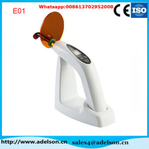 LED Dental Curing Machine with Blue White Curing Light pictures & photos