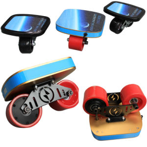2017 Smallest Electric Skateboard 3 Pieces Freeline Skates pictures & photos