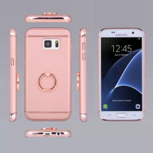 Luxury Metal Buckles Finger Ring Holder Phone Case for iPhone7 pictures & photos