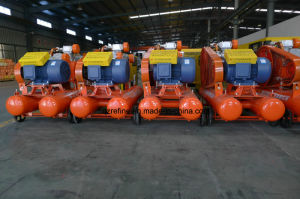 Kaishan Good Quality 3 Cylinder Electric Reciprocating Air Compressor W-2.8/5D pictures & photos