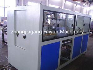 PVC Double-Output Production Line/Extruder Machine pictures & photos