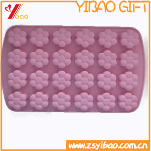 Ketchenware Silicone Chocolate Mold Cake Mould Customed (YB-HR-124) pictures & photos