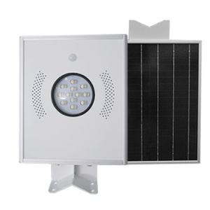 12W Integrated Solar LED Street Light pictures & photos
