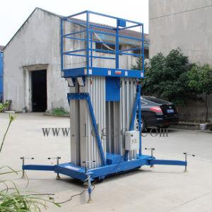 10meters Aluminium Hydraulic Aerial Platform (GTWY10-400S) pictures & photos