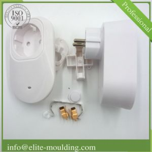 Plastic Injection Electric Plug Parts and Moulds pictures & photos