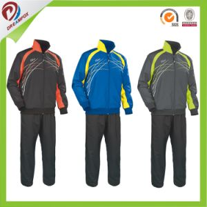 Breathable Fashion Cheap Custom Sublimation Tracksuit Design pictures & photos