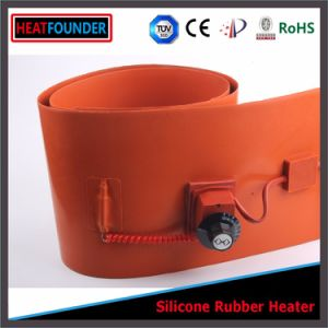 Silicone Rubber Heater for Electric Heating pictures & photos