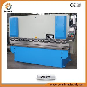 Wc67y-100/2500 CNC Hydraulic Press Brake Machinery for Metal Plate Bending pictures & photos