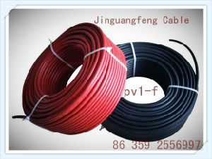 PV1-F 1*6.0sq Solar Cable PV pictures & photos