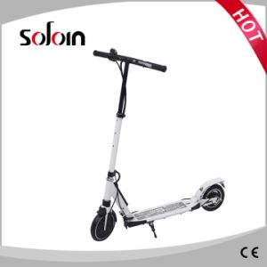 Foldable 2 Wheel Mobility Throttle Grip Self Balance Electric Scooter (SZE250S-5) pictures & photos