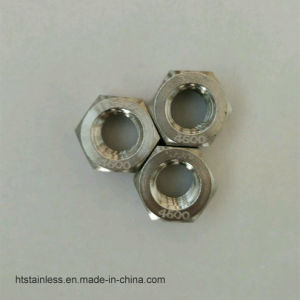 Hastelloy 2.4600 B3 Hex Nut pictures & photos
