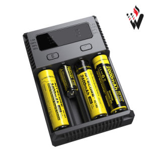 Factory Price Wholesale Original Li-ion Battery Charger Nitecore New I4